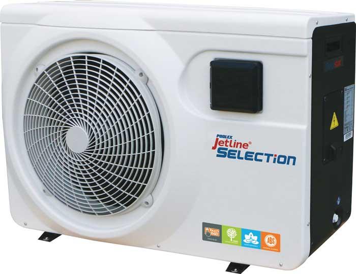 Pompe à chaleur Poolstar Poolex Jetline Selection R410A