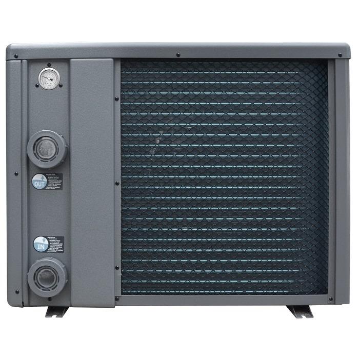Pompe à chaleur Poolstar Poolex Jetline Selection Full Inverter arrière