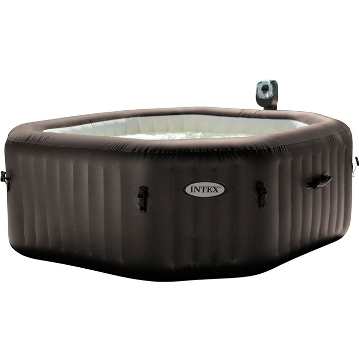 spa intex gonflable pure spa jets et bulles 28454 ex raviday piscine. Black Bedroom Furniture Sets. Home Design Ideas