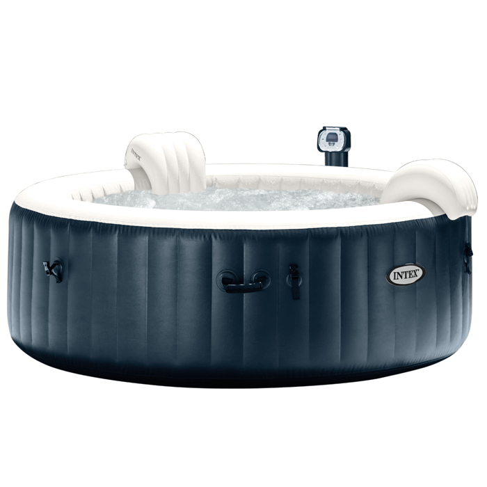 Spa gonflable intex pure spa plus 4 personnes - Destockage spa gonflable ...