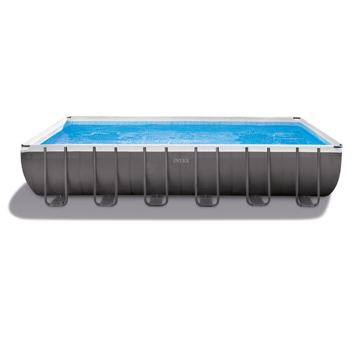 Piscine tubulaire intex ultra silver 9 75 x 4 88 x 1 32 for Liner piscine intex
