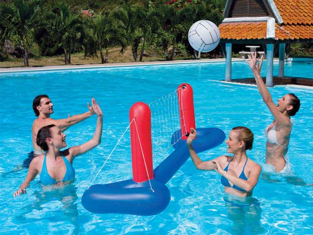Filet de volley-ball flottant Bestway