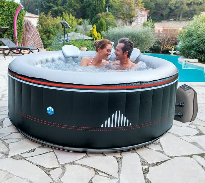 Spa gonflable Netspa Montana 4 personnes