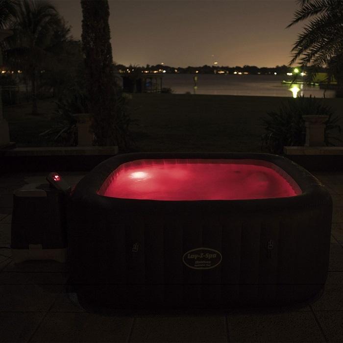 spa maldives aqua glow nuit rouge