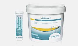 Analyse du pH de l'eau