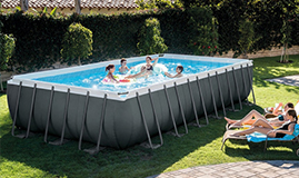 Piscines Intex