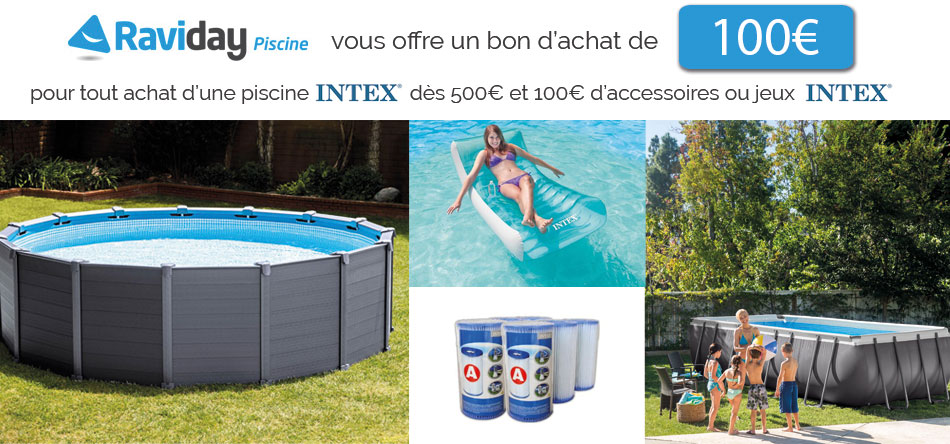 offre piscine tubulaire intex 2017. Black Bedroom Furniture Sets. Home Design Ideas