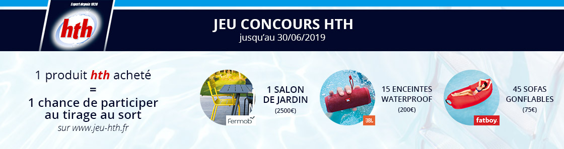 Grand Jeu Concours HTH