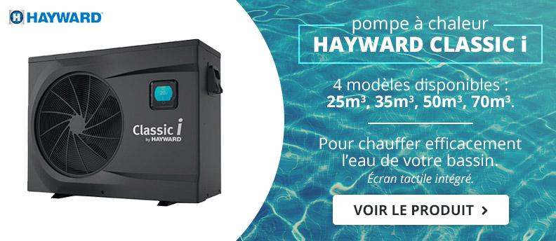 Pompe à chaleur Hayward