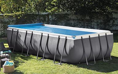 Le rayon Bâches de piscine