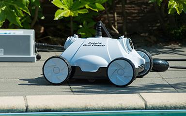 Le rayon Robot de Piscine